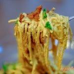 Vegan Pasta Carbonara with Coconut Bacon
