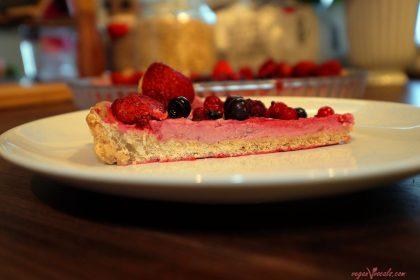 Vegan Forest Fruit Pie