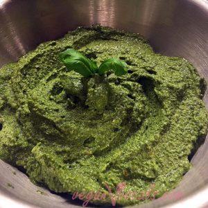 Vegan Pesto Sauce