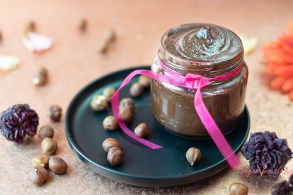 The Best Homemade Vegan Nutella