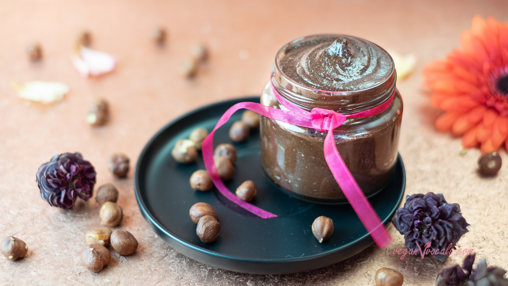 The Best Homemade Vegan Nutella