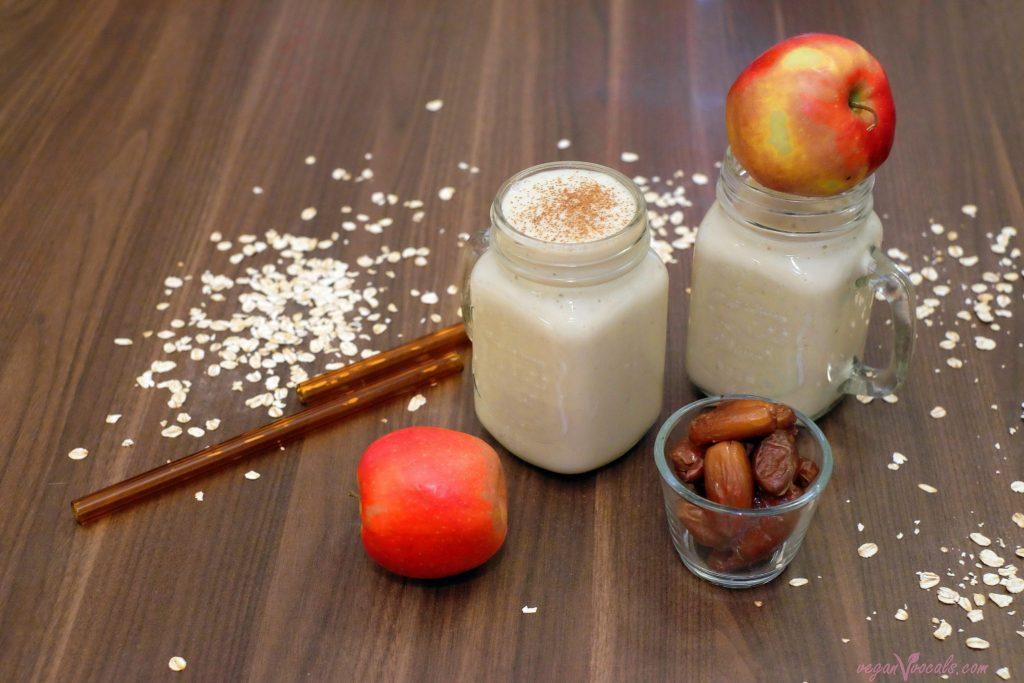 Delightful Vegan Apple Smoothie