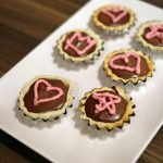 Tofulicious Chocolate Peanut Butter Tartlets