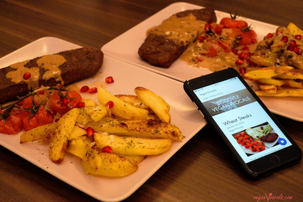 Churrascos Veganos (Carne de Gluten)