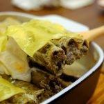 Vegan Cannelloni With Seitan Mince & Mozzarella