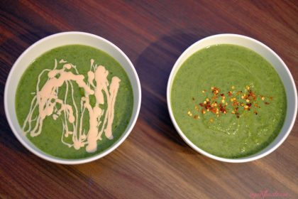 The Green Monster Soup