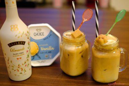 Coffeelicious Baileys Almande Cocktail