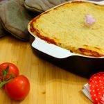 Vegan Lasagna Meets Shepherd's Pie