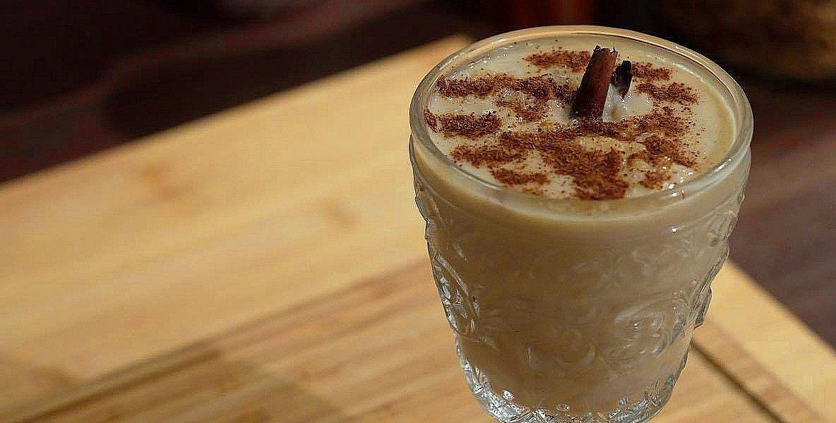 "Cold Vegan Rice Pudding (Spanish ""Arroz Con Leche"")"