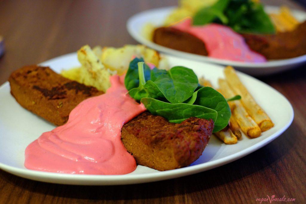 Vegan Pink Sauce - Beetalicious