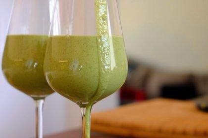 Green Vegan Smoothie