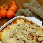 Potato Veggie Lasagna - Vegan & Pasta-Free