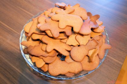 Vegan Gingerbread Cookies Swedish Style