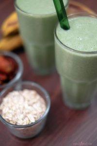 Green Dream Smoothie (Vegan)