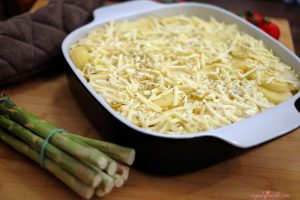 Creamy Vegan Potato Gratin