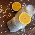Piña Colada Chia Pudding (Vegano, sin Gluten & Hecho de Alimentos Integrales)