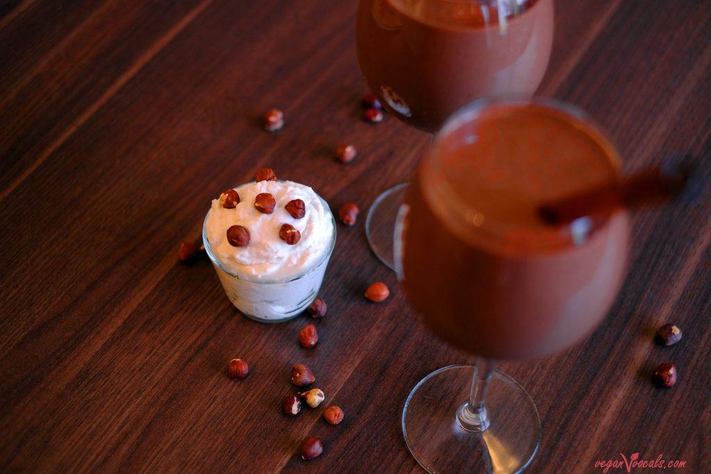 Vegan Liquid Nutella Smoothie