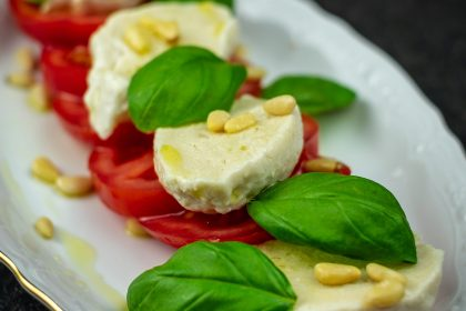 The Best Homemade Vegan Buffalo Mozzarella