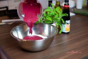Sage & Rum Marinated Vegan Filet Mignon with Green Peppercorn Gravy