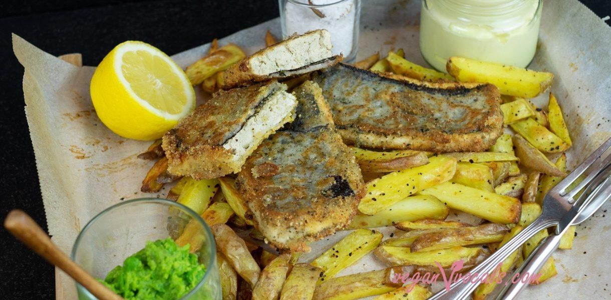 Gluten-Free and Vegan Fish & Chips