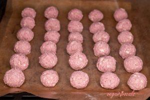 Vegan Christmas Spiced Swedish Meatballs