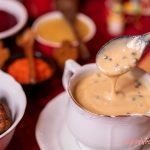 Vegan Green Peppercorn Gravy