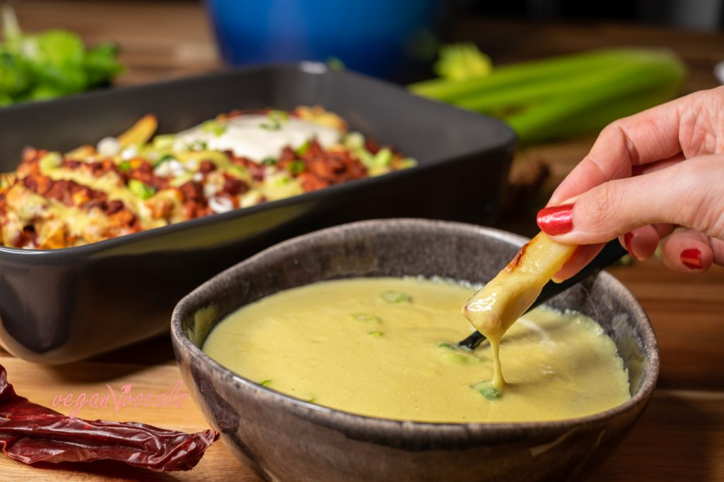 The Best Vegan Cheese Sauce EVER