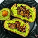 Vegan Mushroom Bacon so Meaty & Satisfying