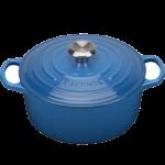 cast-iron pot
