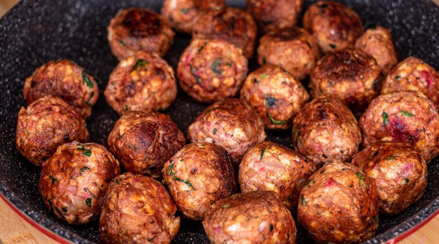 The Best Gluten-Free & Vegan Italian Meatballs