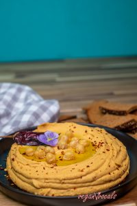 Silky-Smooth, Fluffy, Delicious Chili Hummus