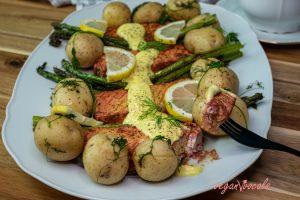 Exquisitos Filetes de Salmón Veganos Y sin Gluten