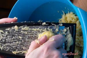 Kroppkakor o Bolas de Patata Rellenas Veganas