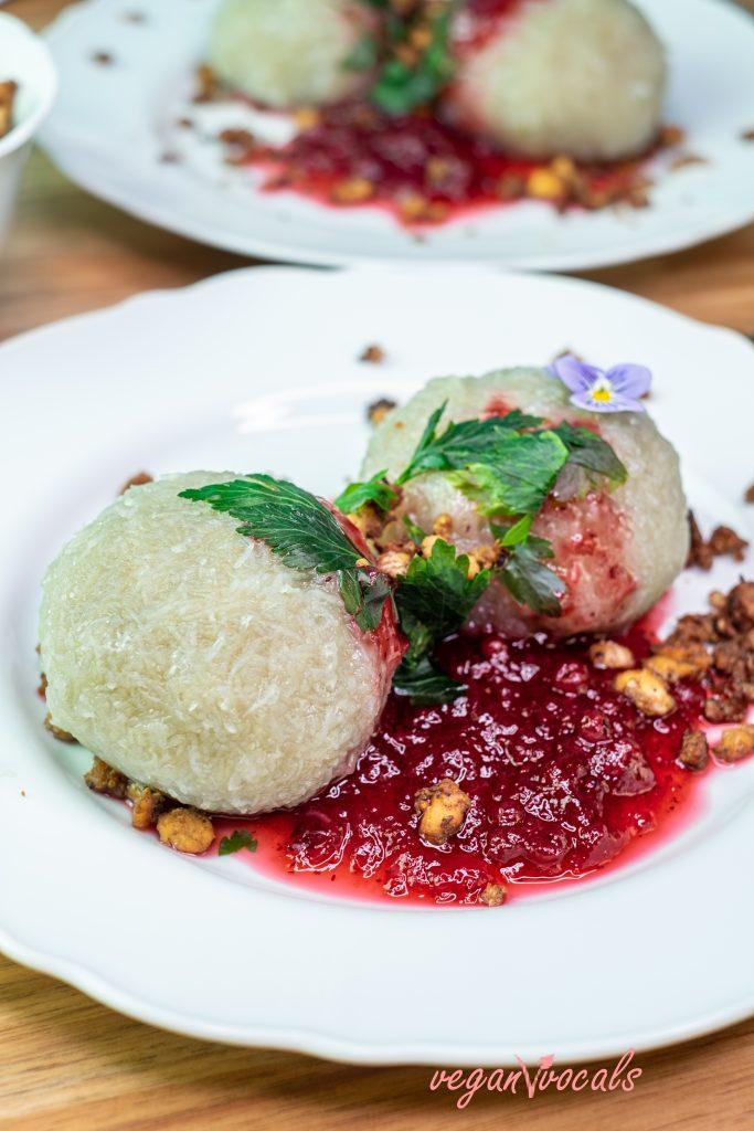 GF & Vegan Kroppkakor (Swedish Potato Dumplings)