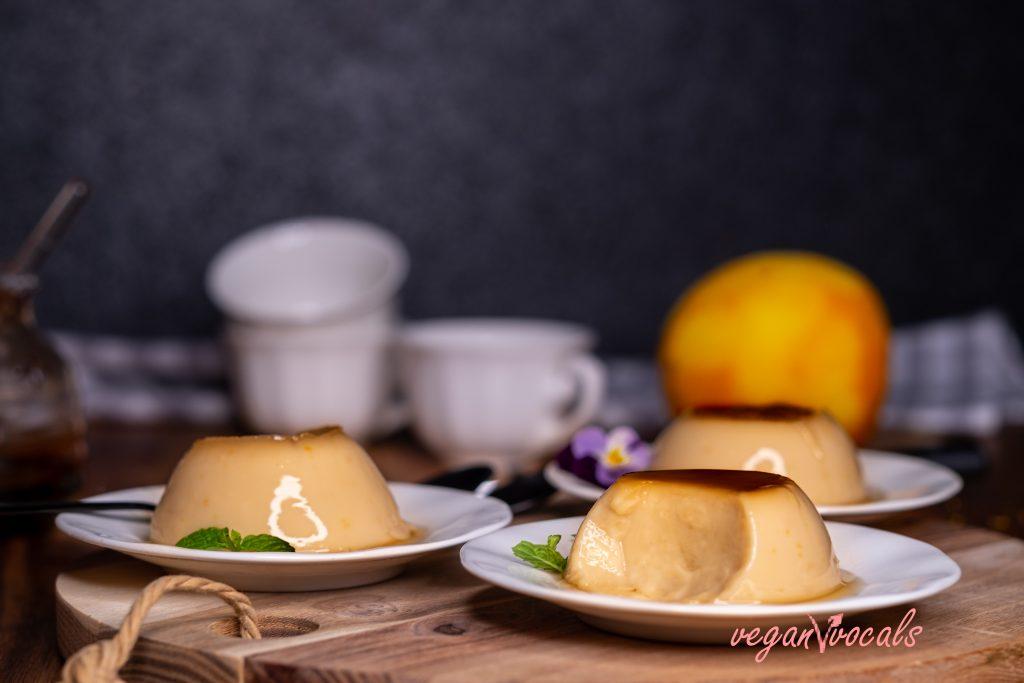 The Ultimate Vegan Crème Caramel (Quick & Easy)