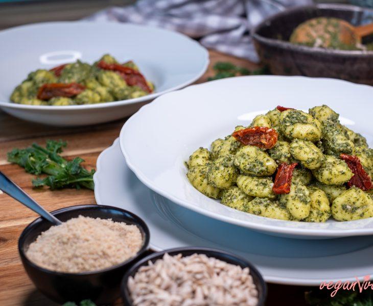 Los Mejores Gnocchi o Ñoquis Veganos Y sin Gluten