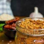 The Best GF & Vegan Sun-Dried Tomato Pesto